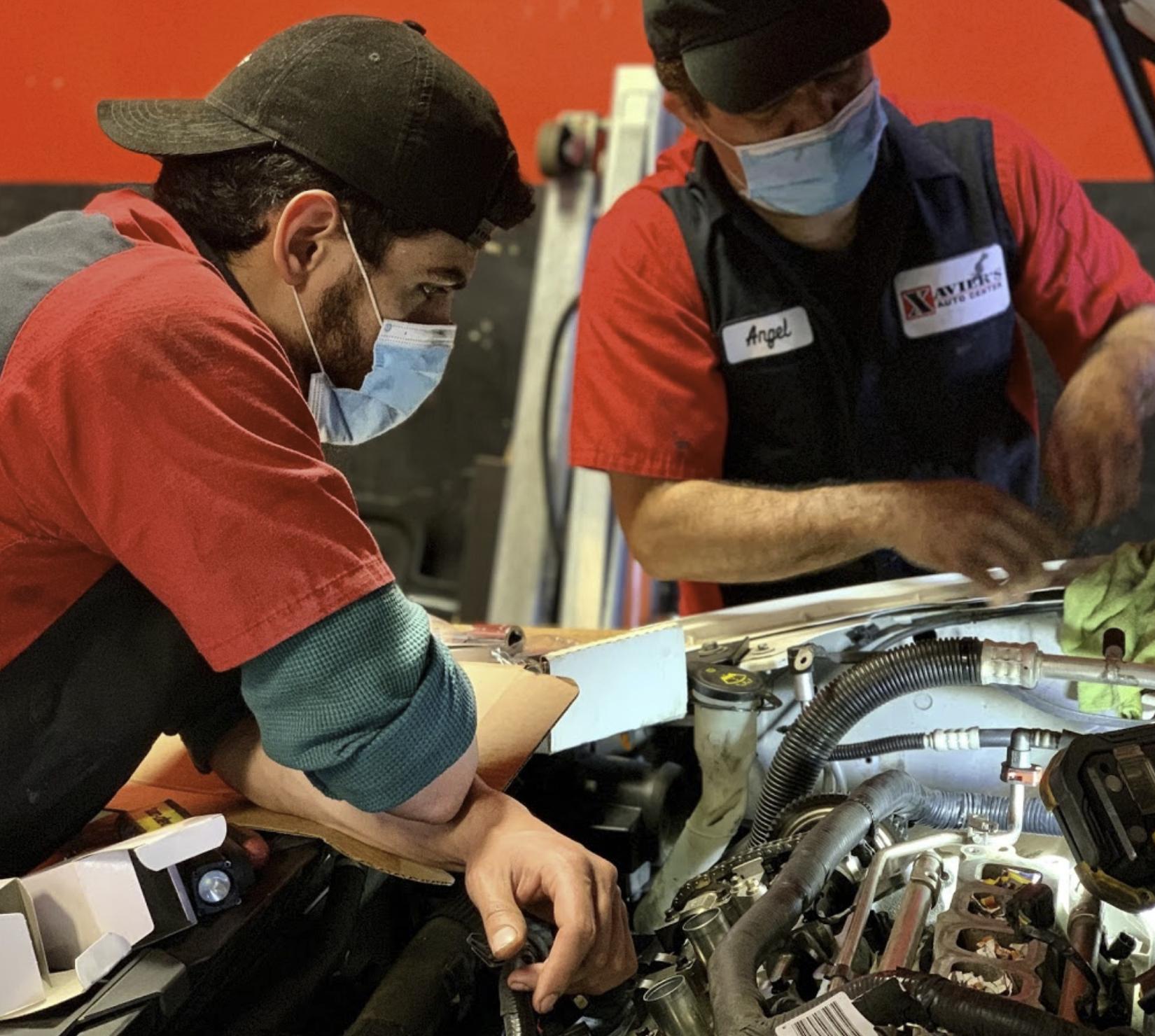 Xavier's Auto Repair Review